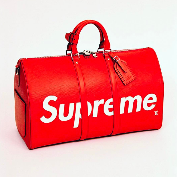 b08b0b9d8fbb The Supreme x Louis Vuitton Collab Is Here But