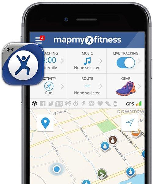 Image: MapMyFitness