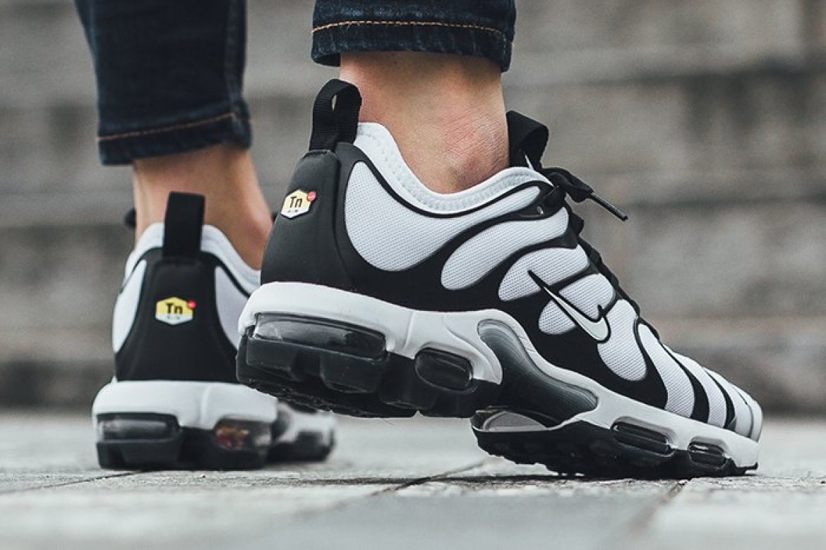 competitive price 2987c 7b8e2 Cop or Can: Nike Air Max Plus TN Ultra In 'Black & White ...
