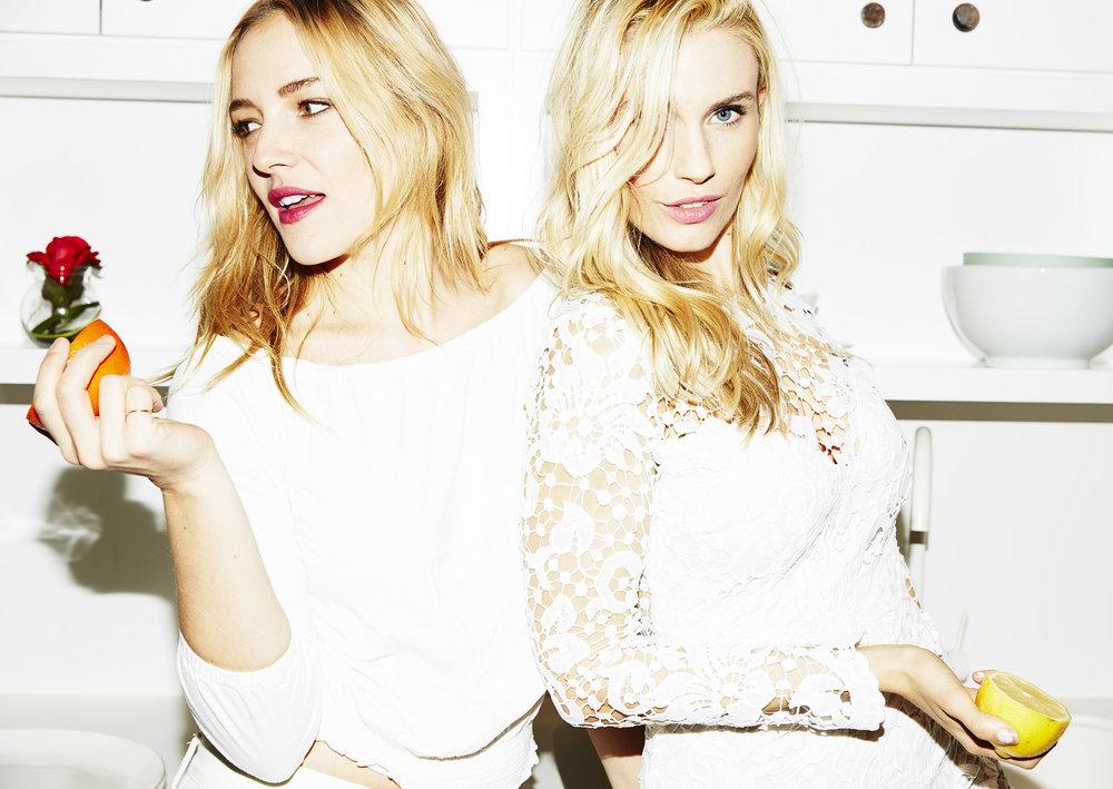 Image: My Domain (Left, Danielle DuBoise; Right: Whitney Tingle)