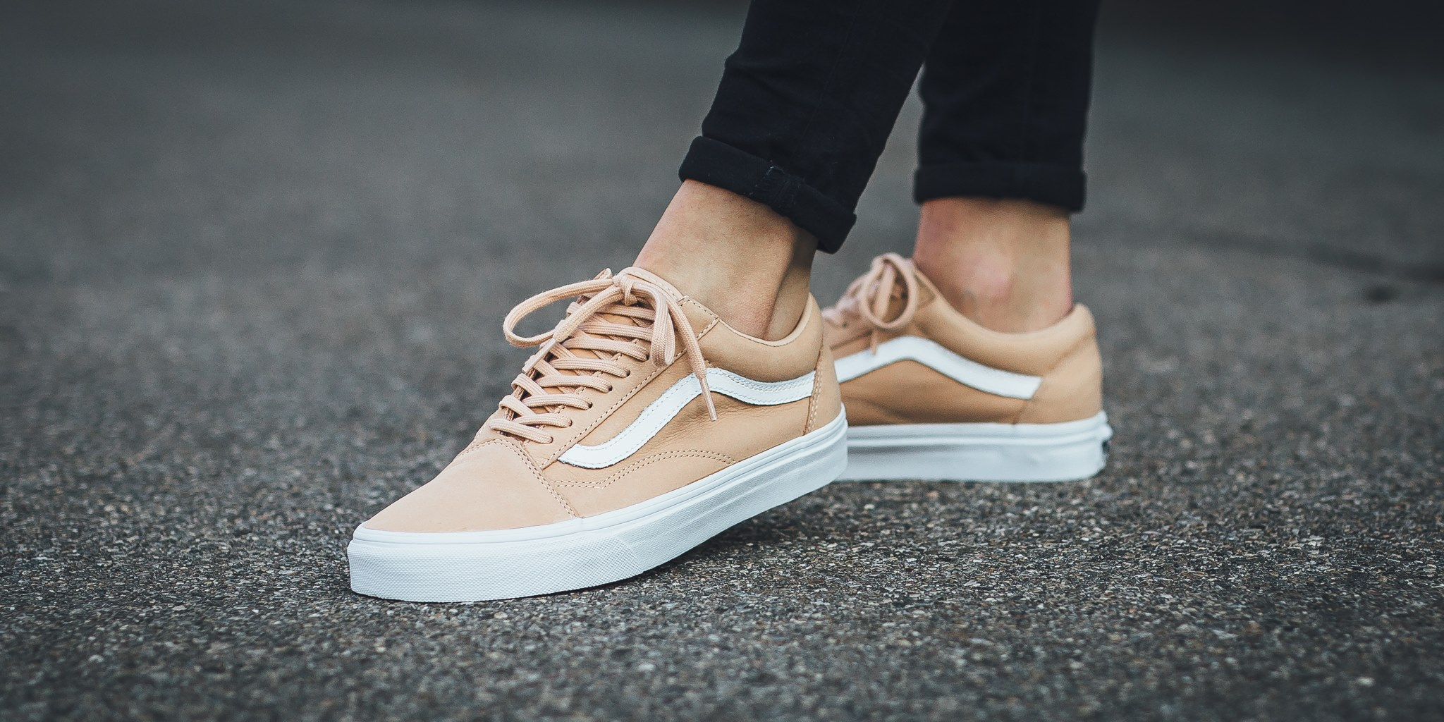 We're Loving These Nudes From Vans