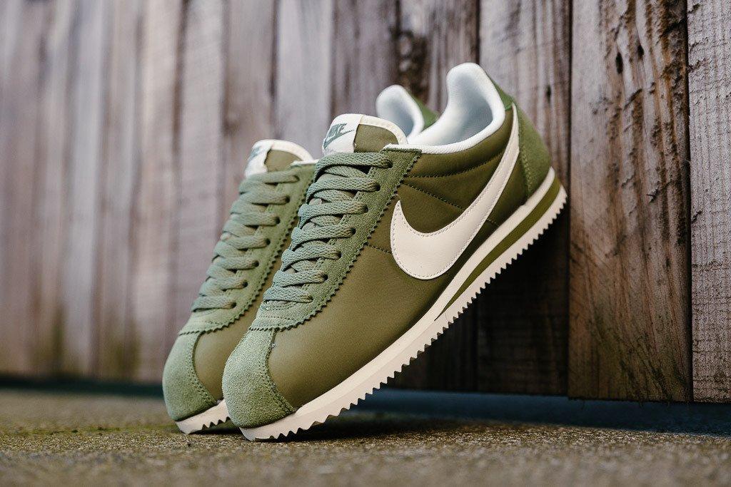 27e6b06a58dfc Major Wish List Key  Nike WMNS Classic Cortez Nylon  Palm Green  — CNK  DailyChicksNKicks