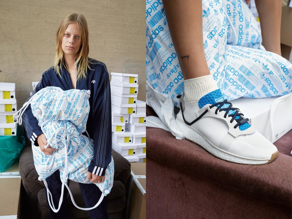 Images: Juergen Teller/ Courtesy of Adidas