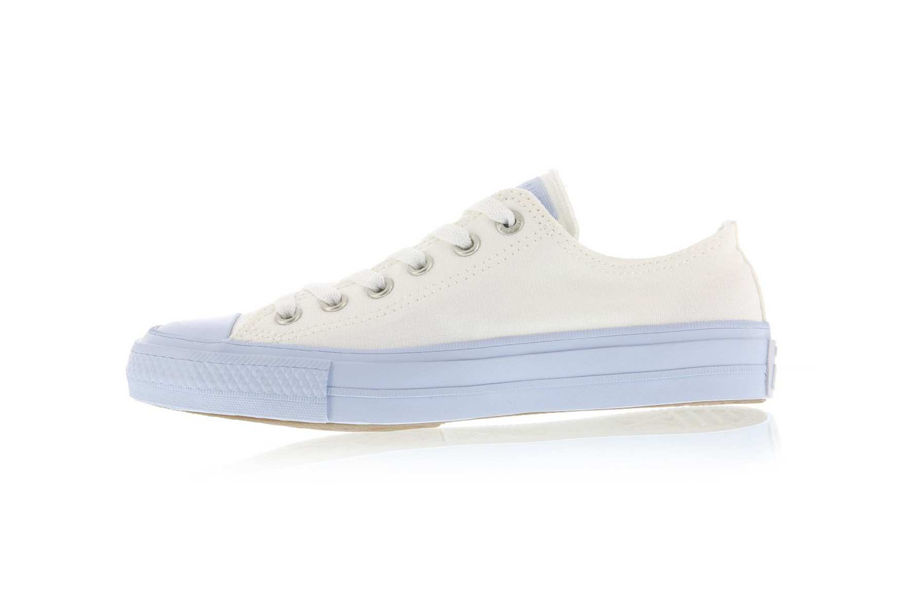 Converse Colors the Sole Pastel on a