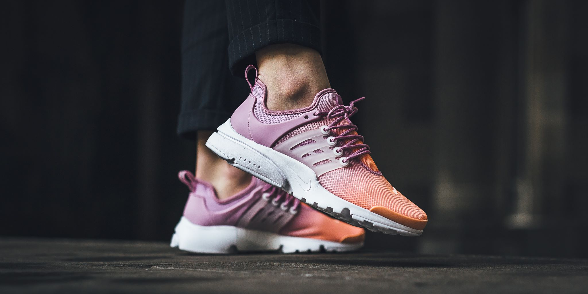 new york a3b8a e0b4e 0c9de 07b15  closeout the nike sock dart and air presto ultra br sunset  glow are summer perfection u2014