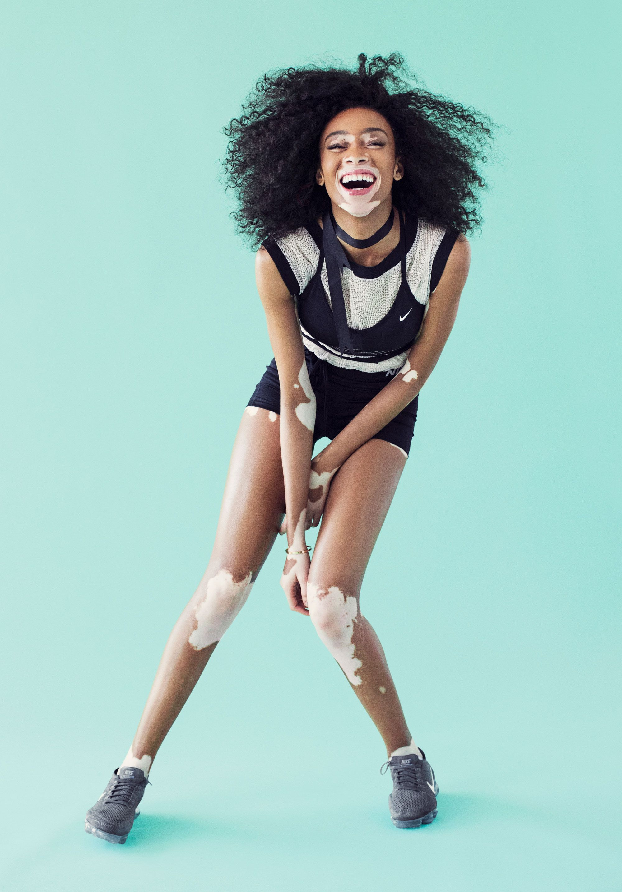 new product d3b6a 41e44 Winnie Harlow Stars in Nike s New Air Vapormax Campaign — CNK  DailyChicksNKicks