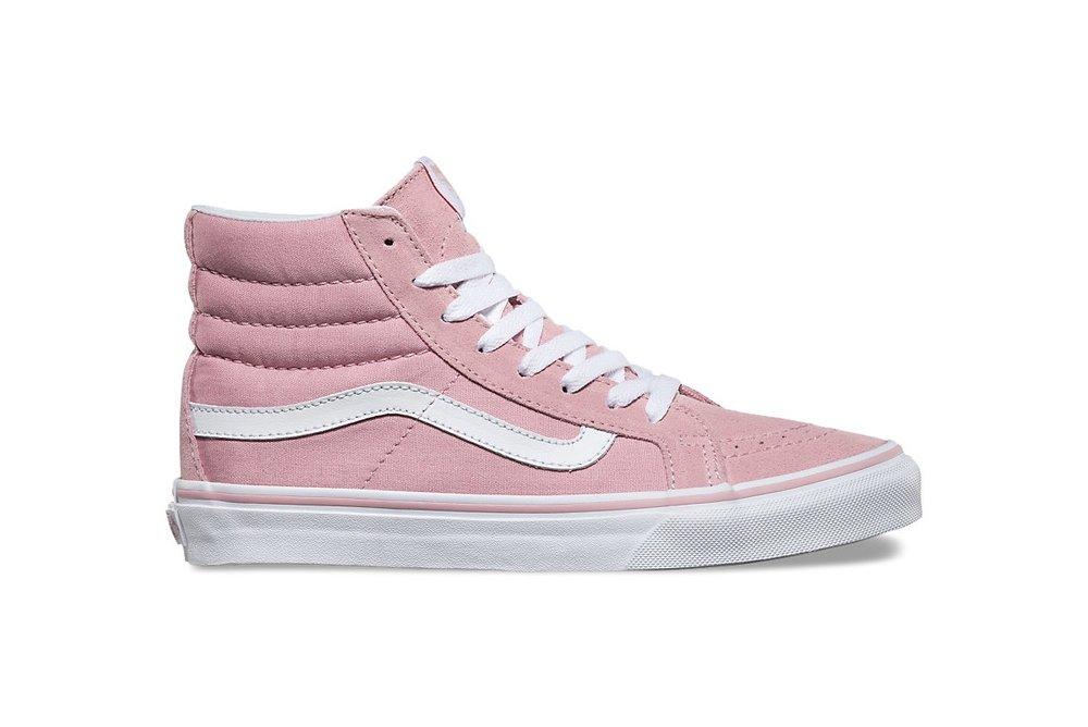 fae73d98c42 Cop or Can  Vans Old Skool and Sk8-Hi In  Millennial Pink  — CNK ...