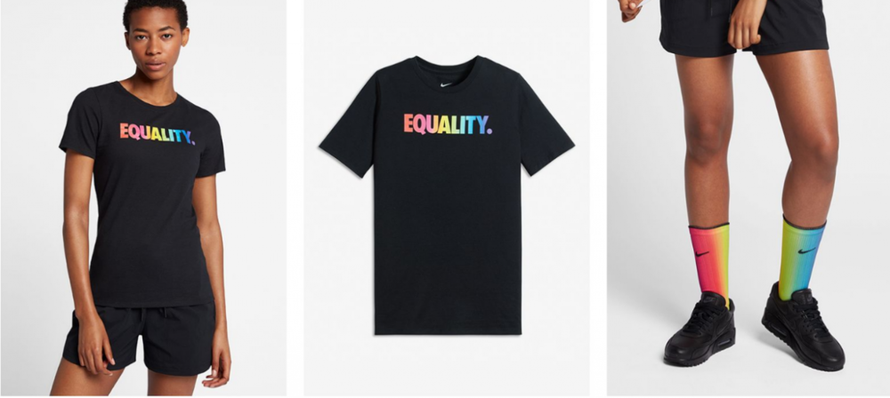 0b425e61 Nike Continues The Drive For EQUALITY With a New Be True Collection ...