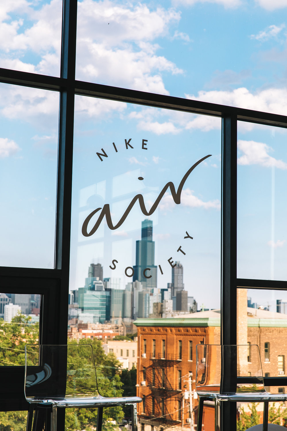 Nike Air Society Chicago; Image: Kyle Goldberg for CNKDaily