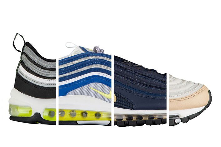 983f531dfd2103 Air Max 97 Is Set For Multiple Releases On The Way — CNK ...