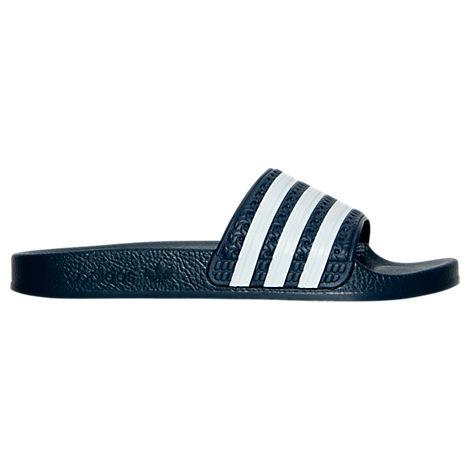 Grade School adidas adilette Slide Sandals