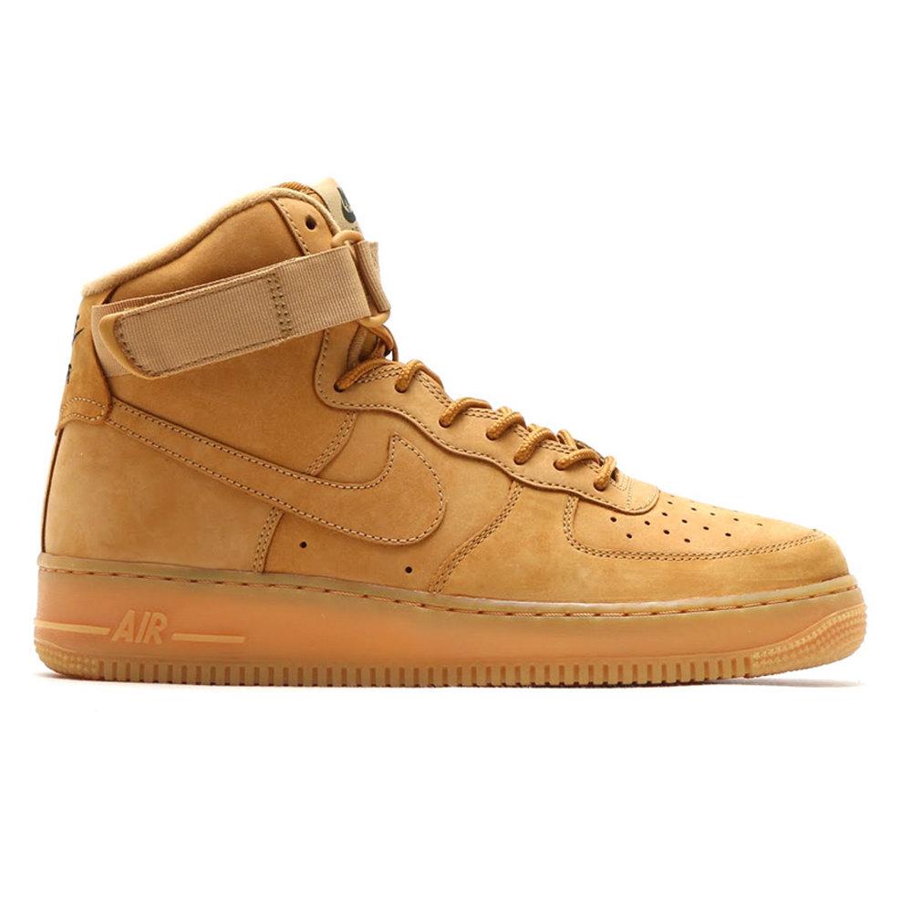 Nike Air Force 1 High Wheat GS