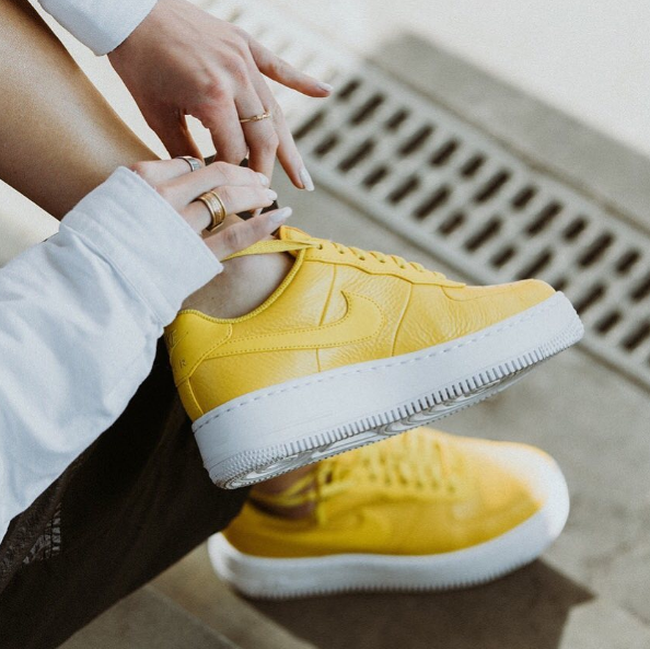 """Nike Serves up a Delicious """"Bread & Butter"""" Air Force 1"""