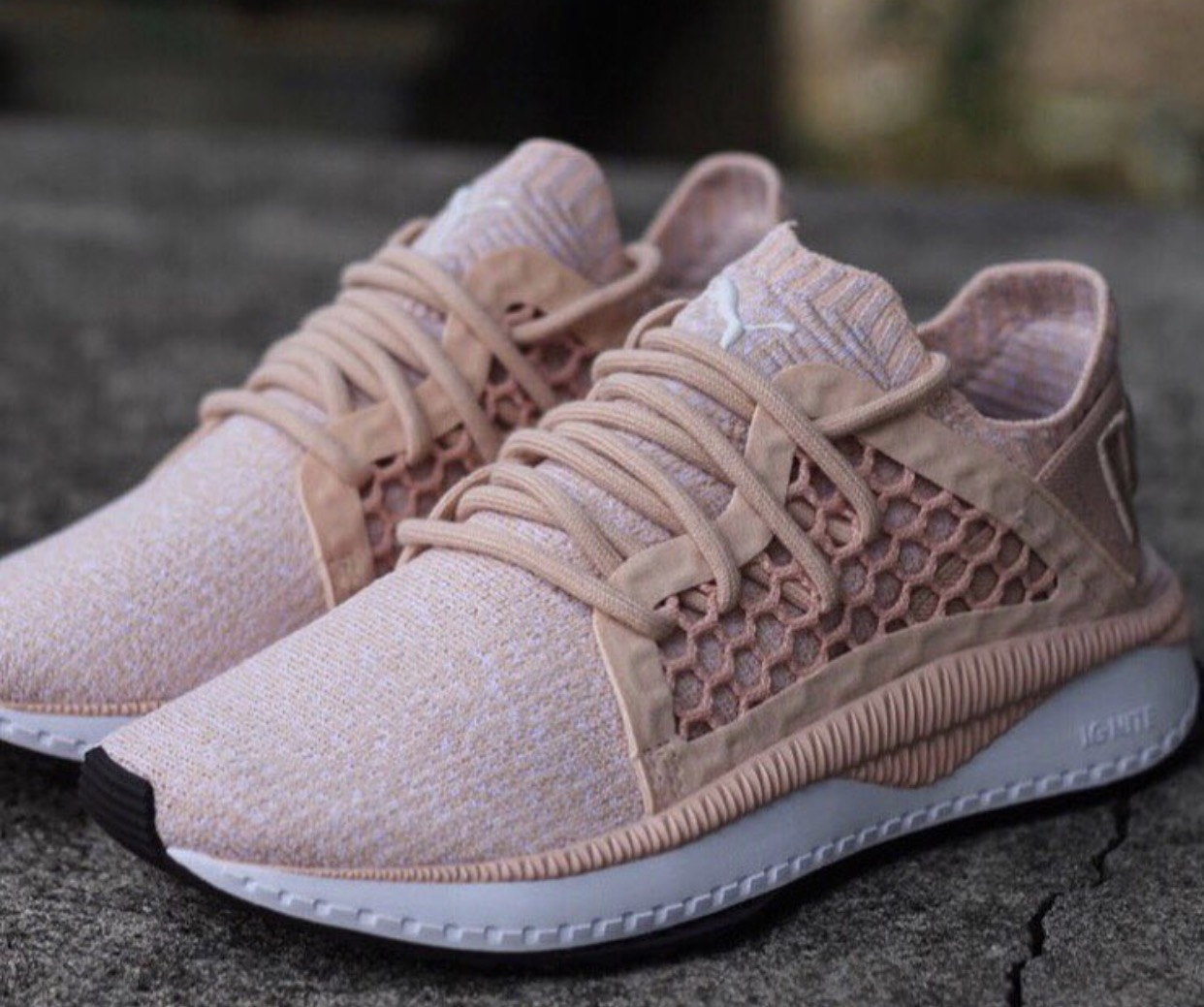 cec318825be Cop or Can  PUMA s Tsugi Netfit in Pink