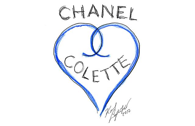 Images: Chanel x Colette