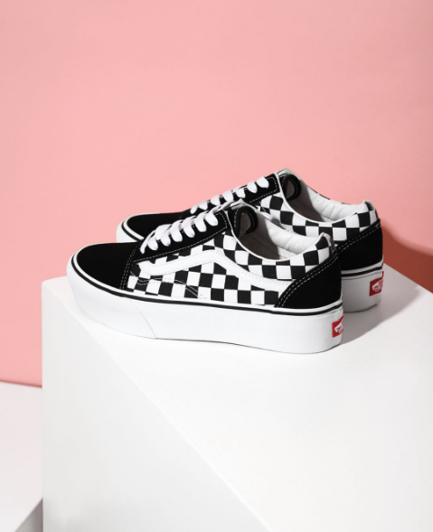 3ee05652d7d It Gets High With This Vans Old Skool Platform — CNK DailyChicksNKicks