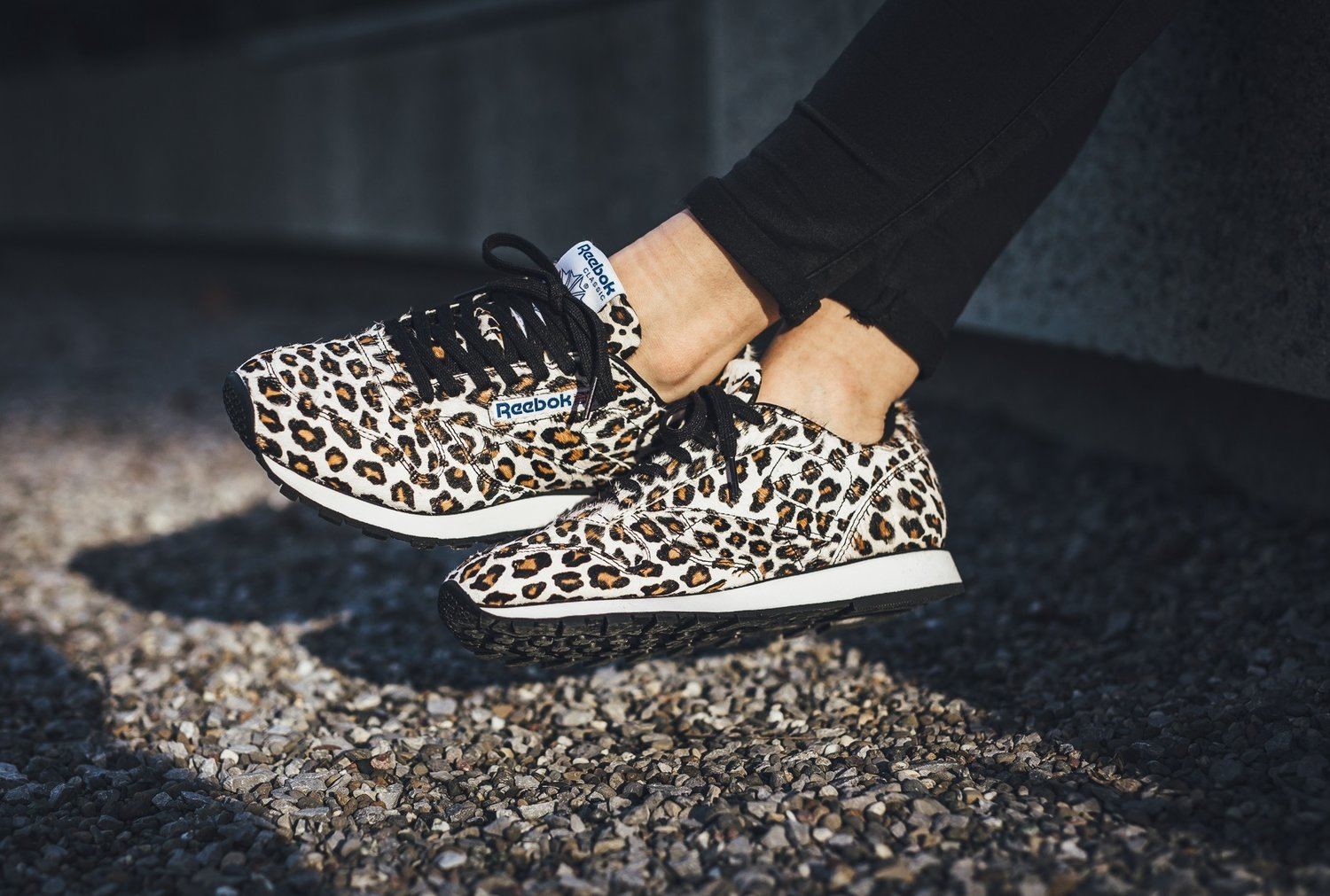 21640e8abf1d1 Get Wild With This Reebok Classic Leather — CNK DailyChicksNKicks