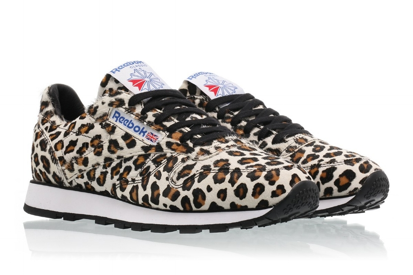 b762b384c97ff Get Wild With This Reebok Classic Leather — CNK DailyChicksNKicks