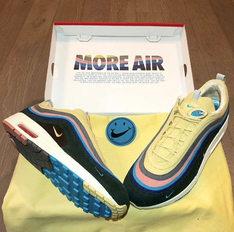 4c8369d6ee3893 The Nike Air Max 97 Gets A Colorful Makeover For 2018. November 8