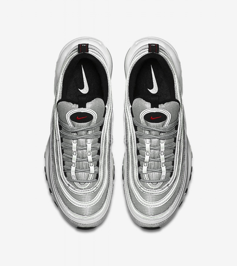 faf391898702c2 UPDATE  The Nike Air Max 97  Silver Bullet  Restocks Tomorrow — CNK ...