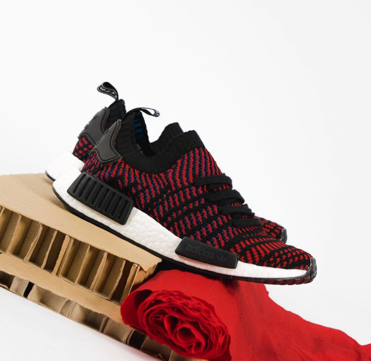 best service bcb62 d2188 Cop or Can adidas NMD R1 Primeknit