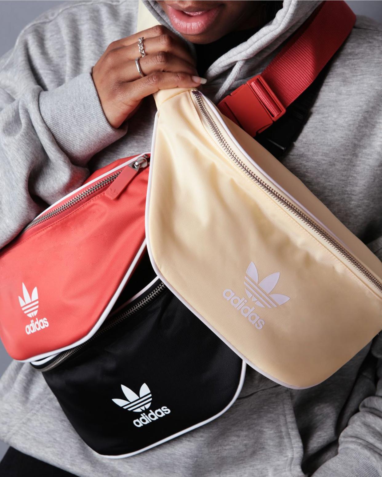 Get Fitted With The Adidas Originals Waist Bag — CNK DailyChicksNKicks 097f4022d4b44