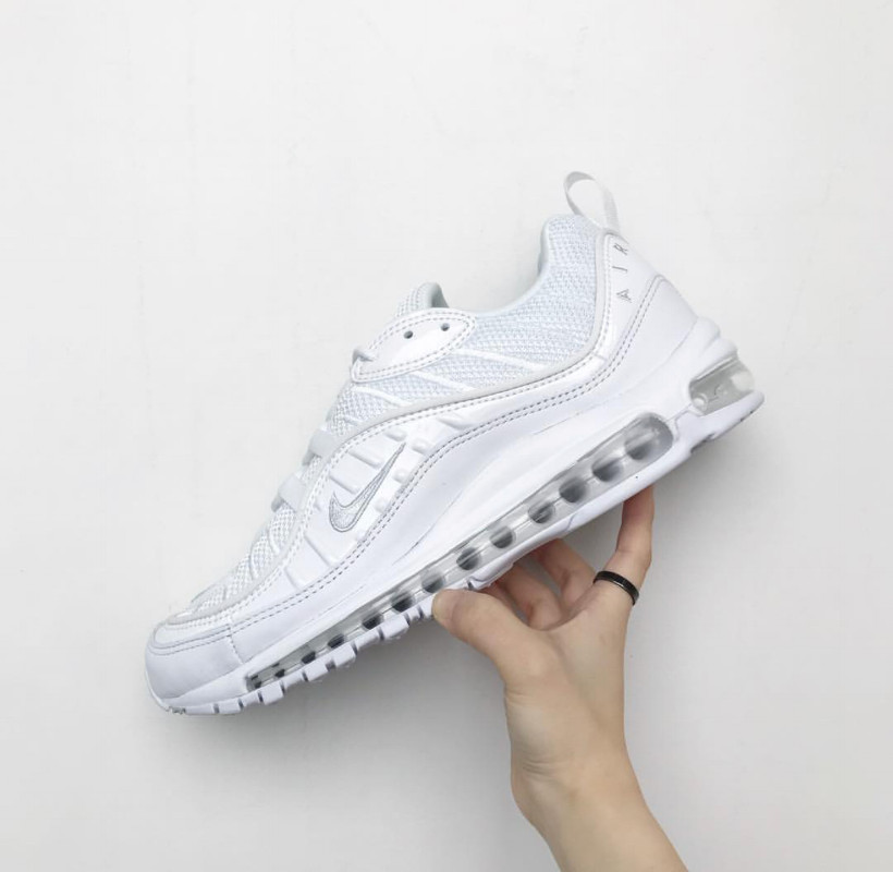 b0ab949b47d SHOP THE SNEAKS  Nike s White Air Max Silhouettes — CNK ...