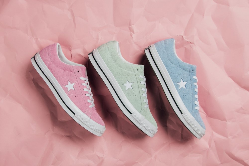 9e85dfeb7b66 Converse s Ombre Pack is Pure Mid-Summer Bliss — CNK DailyChicksNKicks