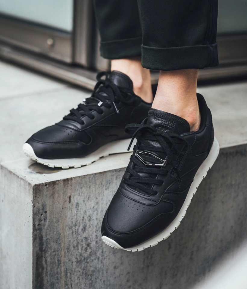 Cop or Can  WMNS Reebok Classics HW Sneaker — CNK DailyChicksNKicks 527456509f57