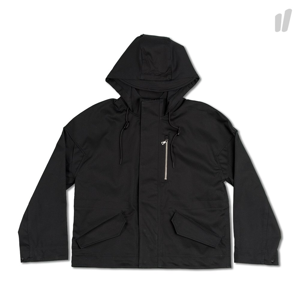 NikeLab Military Jacket Black.jpg