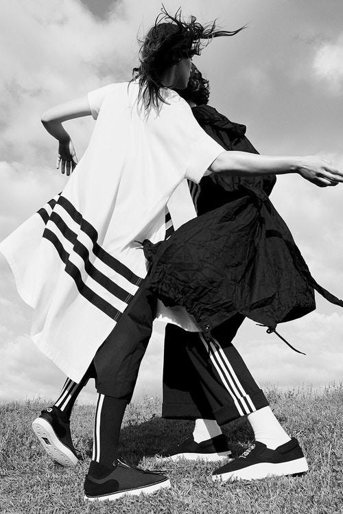 8ab3f51f5 Y-3 Adidas Originals Spring Summer 2018 Third Chapter Campaign