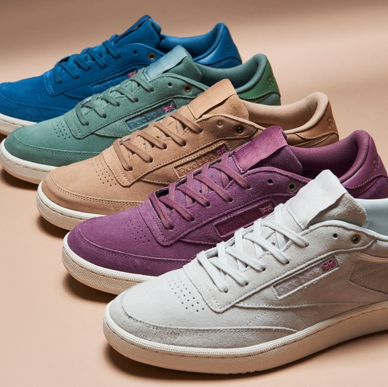 f231554a14e4c4 Add Some Color With The Latest Reebok Club C 85 x MCC Collection — CNK  DailyChicksNKicks