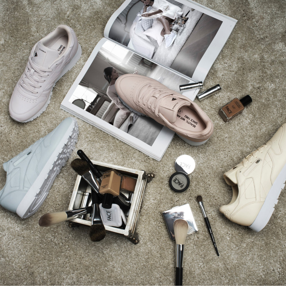 86bfebd3a79 Cop or Can · A Refreshingly Light Color Palette Powered By Reebok x Face  Stockholm