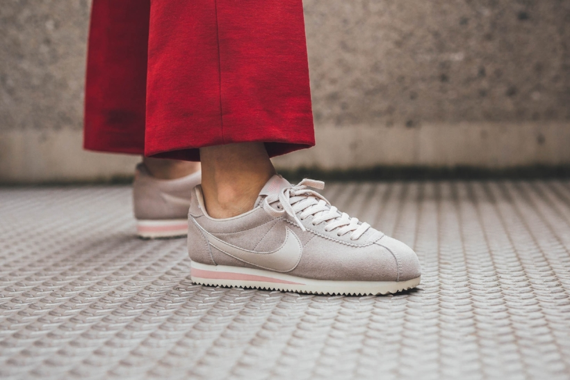 new style 76aaa d06c5 This Nike WMNS Classic Cortez Suede Is A Must Have — CNK Daily  (ChicksNKicks)