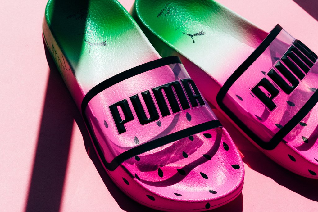 f9dfe1827d61 Puma + Sophia Webster Drop A Fruity Slide For Summer — CNK ...