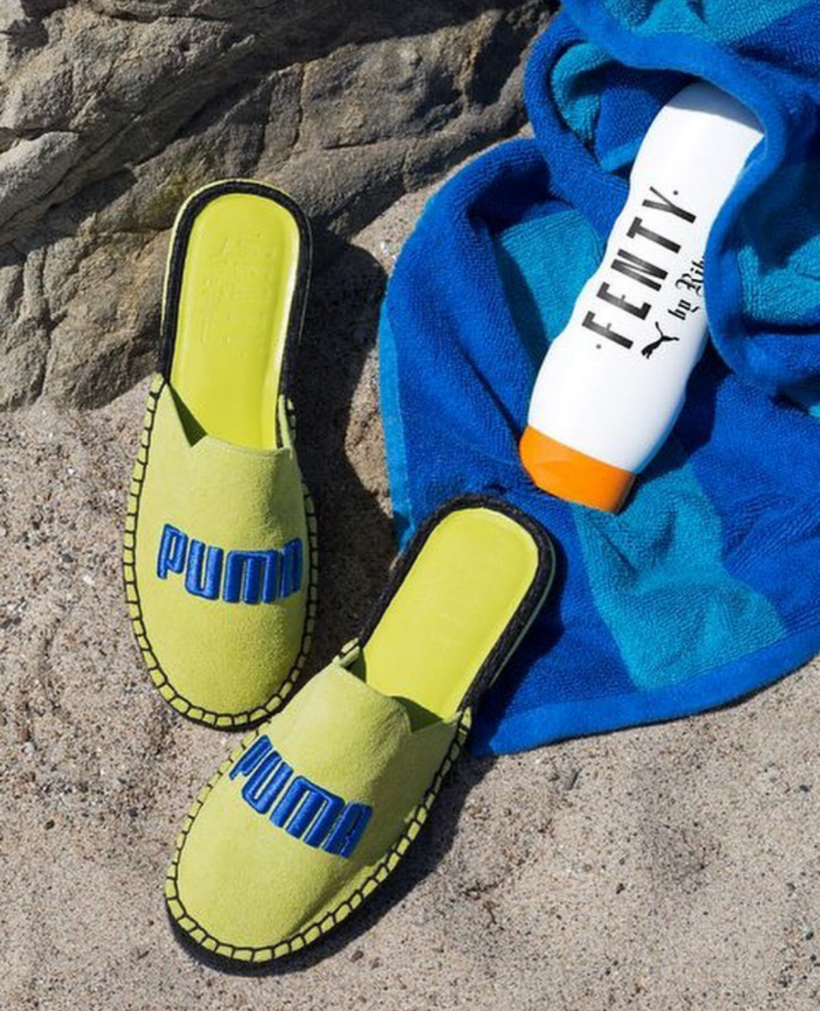 the latest 1cc7e c0149 Cop or Can: Fenty x Puma Espadrilles — CNK Daily (ChicksNKicks)