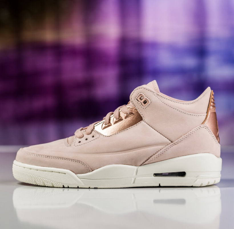 low priced 5adf1 a543b Jordan Brand Releases The WMNS Air Jordan 3 This Week