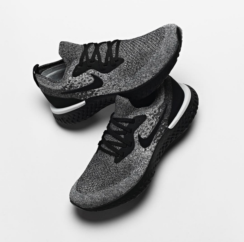 6668ca3bc453 Nike s Epic React Flyknit in  Cookies   Cream  Has Arrived — CNK ...