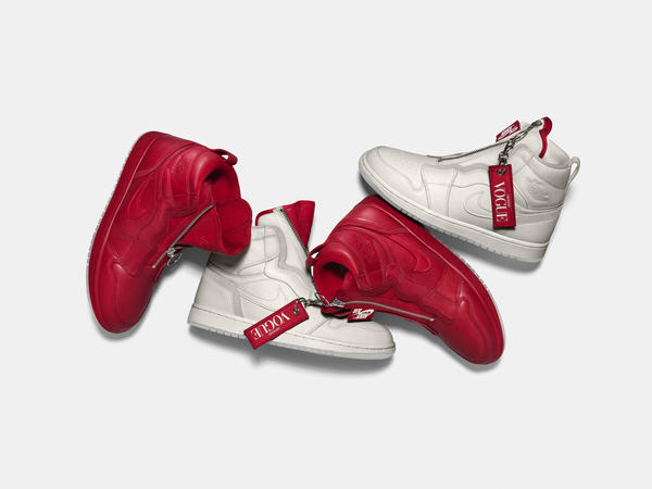 buy popular 79fcd 86f01 Why Is This Jordan Brand WMNS x Vogue Collaboration Epic