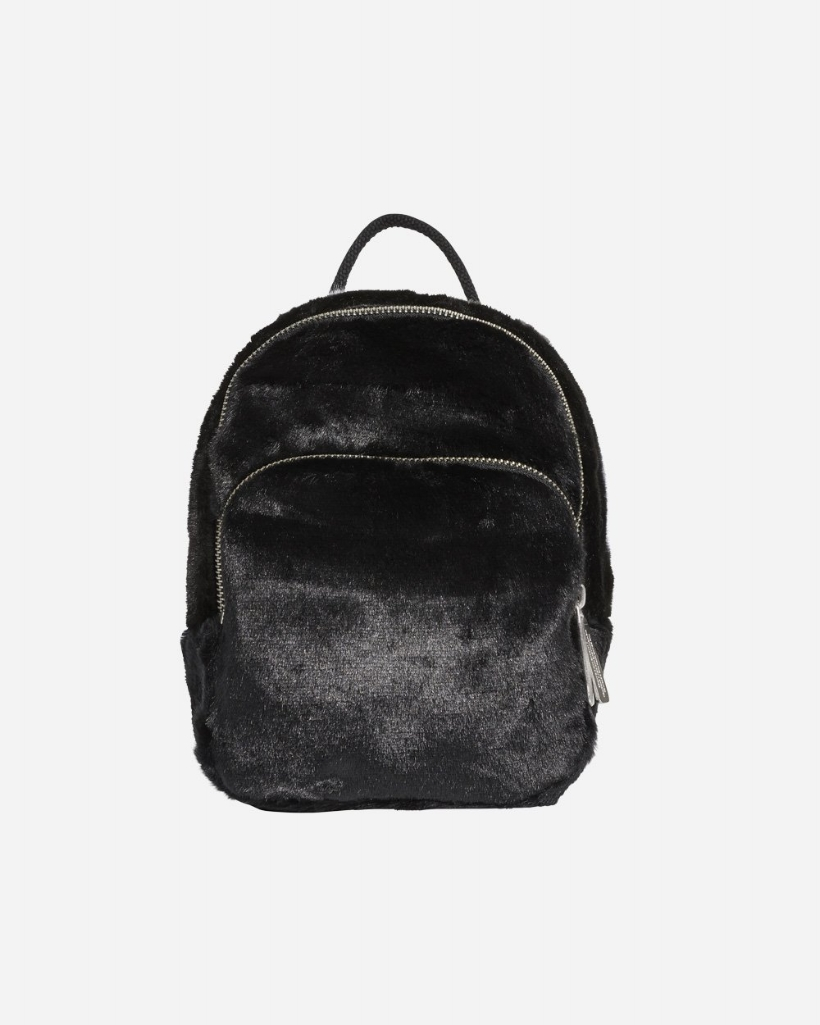 An adidas Faux Fur Mini Backpack Has Arrived — CNK DailyChicksNKicks 1b557de8f2