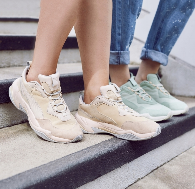 PUMA Brings The Thunder With Their Latest Silhouette — CNK ...