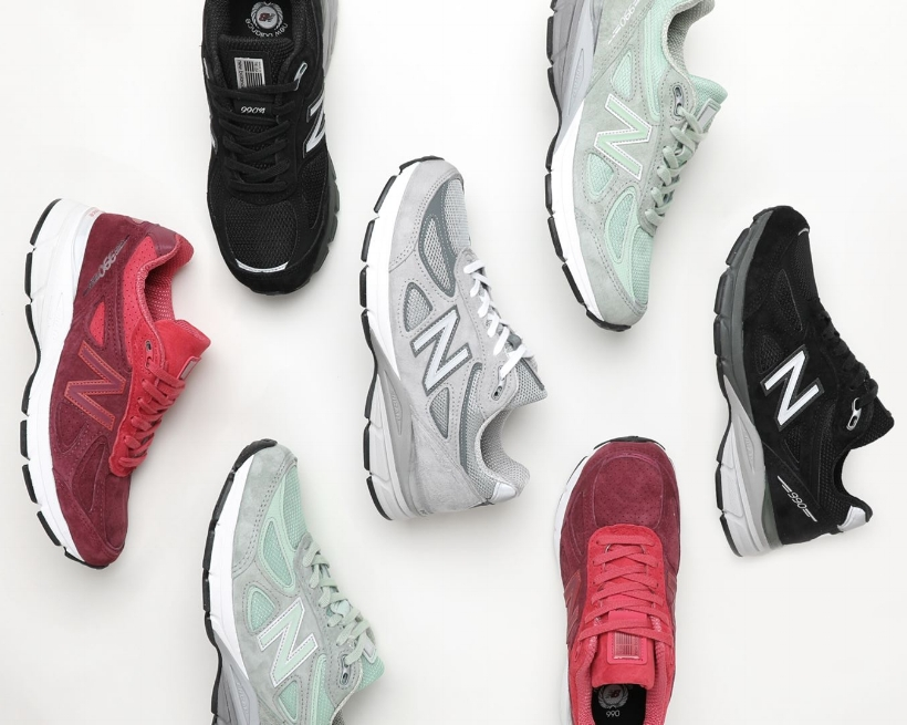 Images: NakedCPH/New Balance