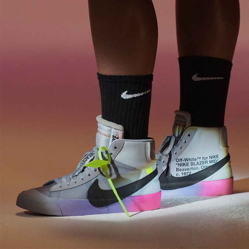 Images: NIKE/OFF-WHITE