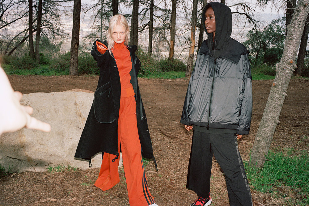 e45993044 Images  Y-3. Y-3 is back with the second installment of their Fall Winter 2018  collection.