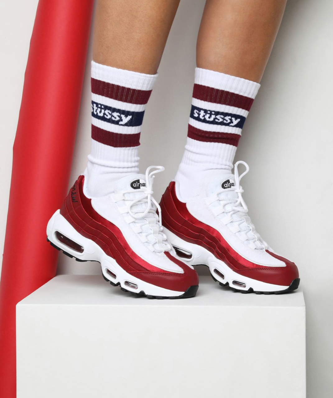 sports shoes a09c0 255aa We re Crushin  On This Nike Air Max 95 LX