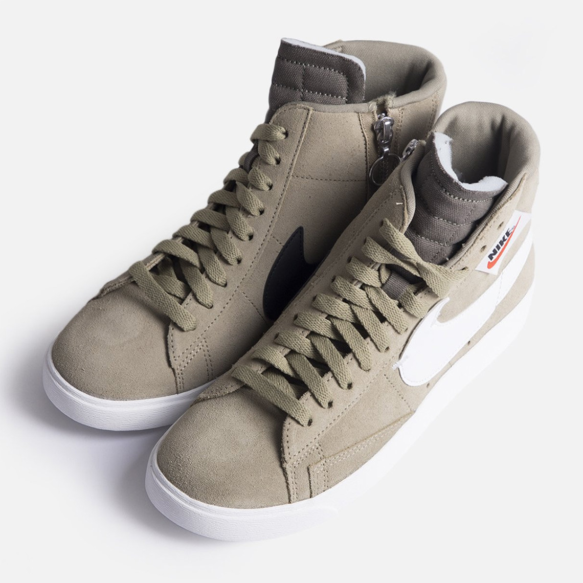 outlet store 66b69 71209 Get Twisted With This Nike WMNS Blazer Mid Rebel XX