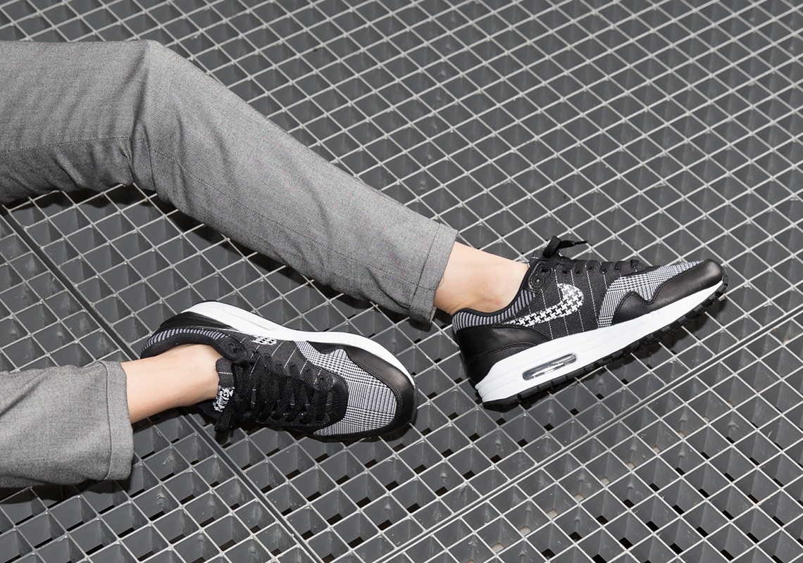 It's All About Patchwork on This WMNS Nike Air Max 1 SE