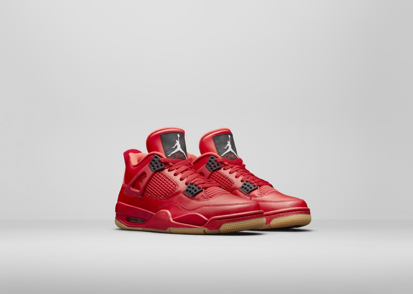 AIR JORDAN 4 NRG FIRE RED