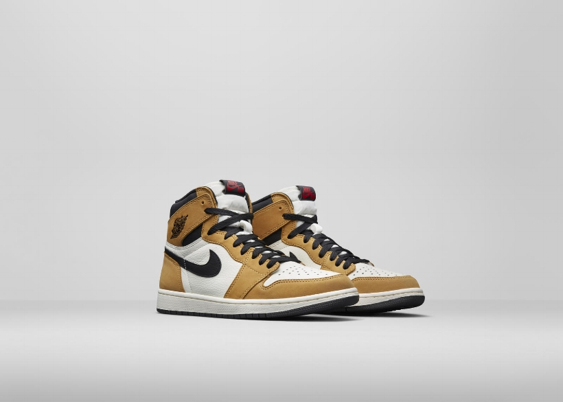 AIR JORDAN 1 GOLDEN HARVEST ROY