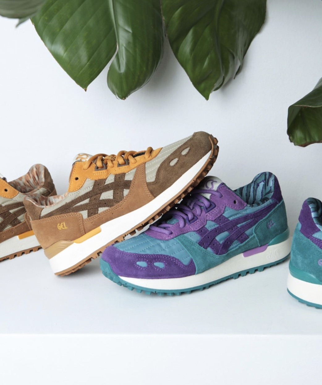 Asics x YMC Release a Bold Duo with the